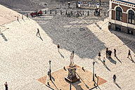 Latvia, Riga, town hall square - CSTF01331