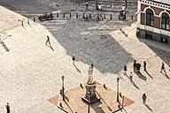 Latvia, Riga, town hall square - CSTF01331