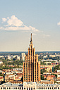Latvia, Riga, Academy of sciences building - CSTF01334
