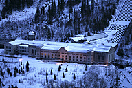 Norway, Rjukan, Vemork hydroelectric plant - DSG01546