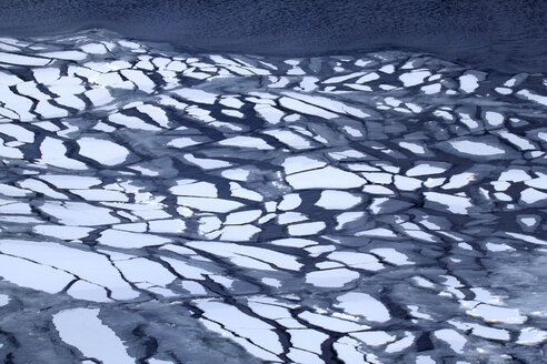 Arctic Ocean, ice floes on Barents Sea - DSGF01558