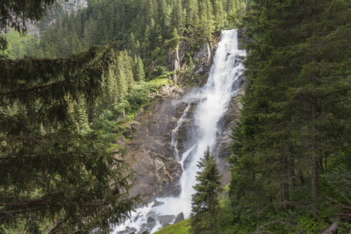 Austria, High Tauern National Park, Krimml waterfalls - ZCF00512