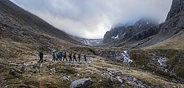 UK, Scotland, trekking at Ben Nevis - ALRF00867