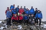 UK, Scotland, Glencoe, Stob Coire Nan Lochan, Gurkha Regiment - ALRF00888