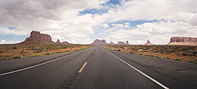 USA, Utah, road to Monument Valley - EPF00393