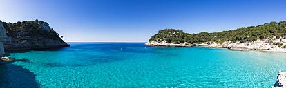 Spain, Menorca, Cala Mitjana - SMAF00704