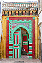 Morocco, Essaouira, traditional entrance - DSG01621