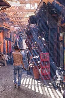 Morocco, Marrakesh, souk market - DSG01627