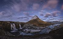Iceland, Snaefellsnes peninsula, Kirkjufell - EPF00406