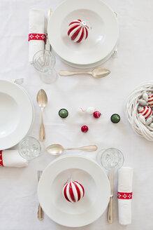 Festive laid table - LVF05949