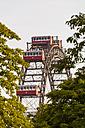 Austria, Vienna, Prater, Ferris wheel - WDF03943