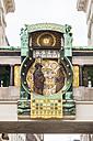 Austria, Vienna, Hoher Markt, Ankeruhr, musical clock - WDF03955