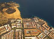 Spain, Canary islands, Tenerife, Costa del Silencio, Montana Amarilla, aerial view - SIEF07398