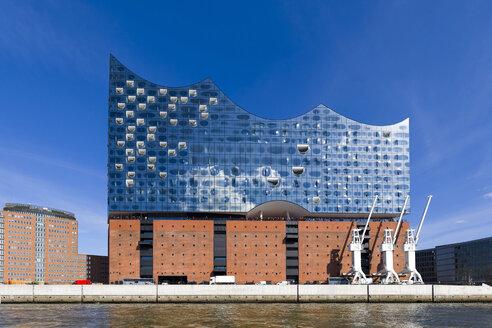 Germany, Hamburg, Elbe Philharmonic Hall - KLR00517