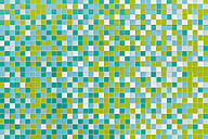 Coloured tiles made of glass - WDF03995