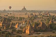Myanmar, archaelogical site of Bagan - TOVF00075