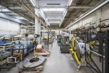 Factory shop floor, tool making section - DIGF01806