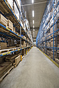 High rack warehouse in factory - DIGF01812