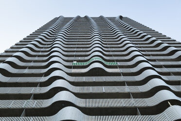 Austria, Vienna, facade of Citygate Tower - FCF01182