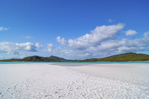 Australia, Queensland, Whitsunday Island, Whitehaven Beach - PUF00632