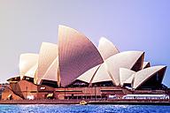 Australia, Sydney, view to Sydney Opera House - PU00639