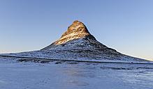 Iceland, Kirkjufell mountain - RAEF01865