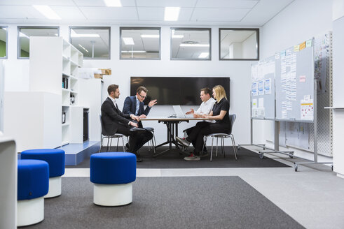 Business people having a meeting in conference room - DIGF02291
