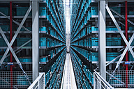 Modern automatized high rack warehouse - DIGF02326