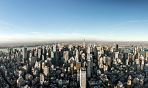 USA, New York City, cityscape - DAWF00538