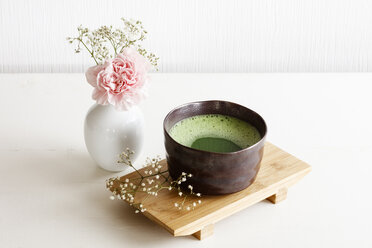 Bowl of matcha tea - EVGF03212