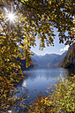 Germany, Bavaria, Lake Koenigssee - BSTF00110