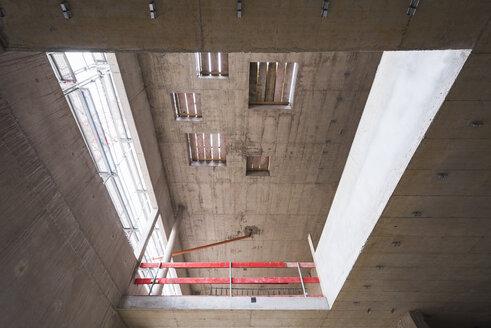 Unfinished building under construction - DIGF02424
