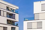 Modern multi-family houses - WDF04010