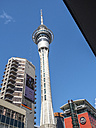 New Zealand, North Island, Auckland, Sky Tower - STS01211