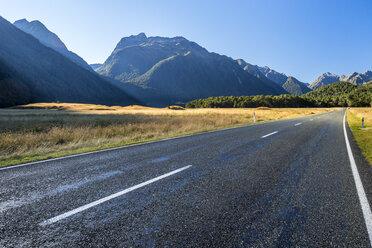 New Zealand, South Island, Fiordland National Park, Te Anau Milford Highway, Eglinton Valley - STSF01234
