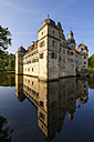 Germany, Kronach, moated castle Mitwitz - SIE07425