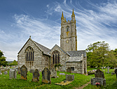 UK, Widecombe-in-the-Moor, Church St Pankratius - SIE07432