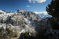 Italy, Alto Adige, Dolomites, Cardini Group - STCF00336