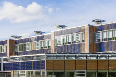 Germany, Geislingen an der Steige, energy efficient reconstruction of a school building - WDF04044