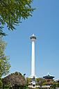 South Korea, Busan, Busan Tower - GEMF01709
