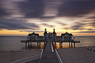 Germany, Mecklenburg-Western Pomerania, Baltic sea seaside resort Sellin - GFF00988