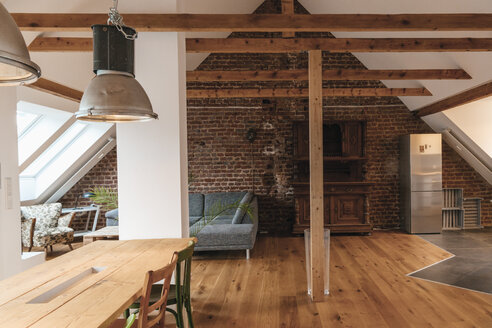 Indoor view of a loft - GUSF00082