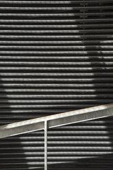 Railing at sunlight - JMF00400