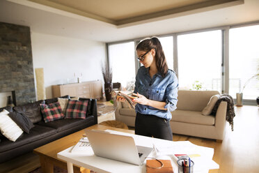 Freelancer working at home - HAPF01928