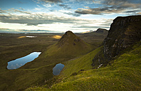 UK, Scotland, Isle of Skye, Quiraing - FCF01250