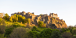 UK, Scotland, Edinburgh, Edinburgh Castle - WDF04066
