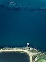 Aerial view of Ria de Aveiro, Portugal - JPF00263