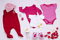 Layette for baby girl - CMF00698