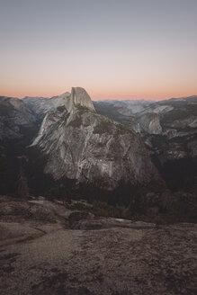 USA, California, Yosemite national Park, Glacier Point - EPF00452