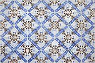 Portugal, Azulejos, close-up - TLF00758